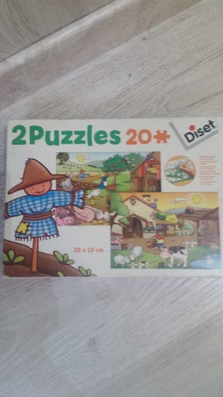 puzzle niñ@