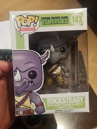 Funko pop Rocksteady