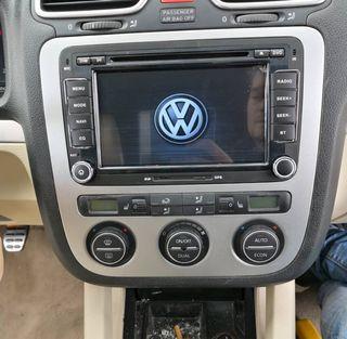 Radio navegador Volkswagen