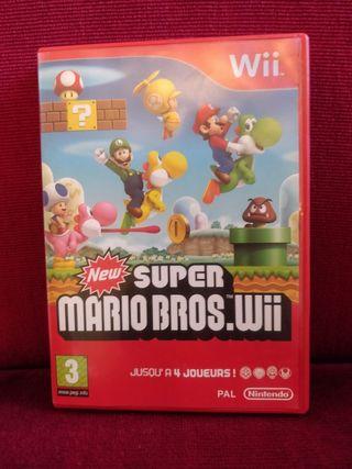 Mario Bross Wii