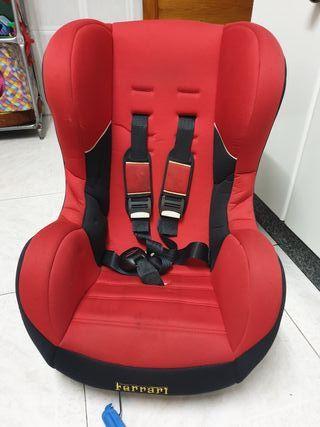Silla para coche Ferrari