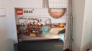 LEGO ideas - Barco en una Botella - 21313