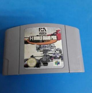Nintendo 64 - F1 World Grand Prix