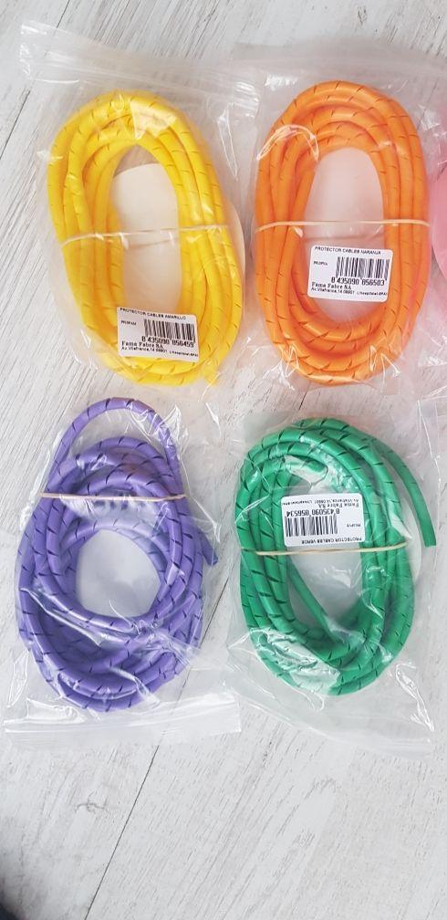 protector de cables varios colores especial wahl