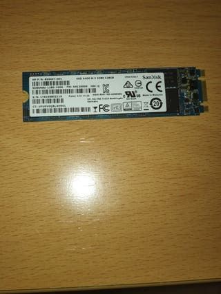SSD de 128Gb M2