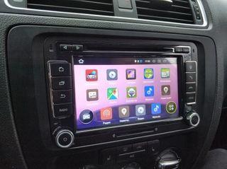 Radio gps Android Vag