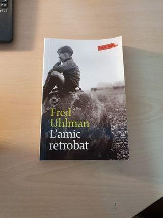 Libro lectura : L' amic retrobat
