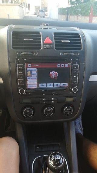 Radio pantalla vw