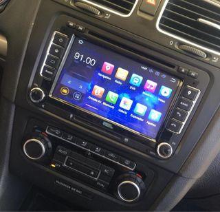 Radio gps Android Vw