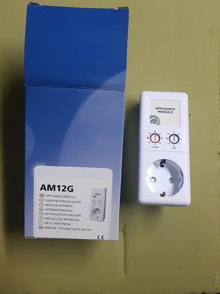 Enchufe Receptor AM12G