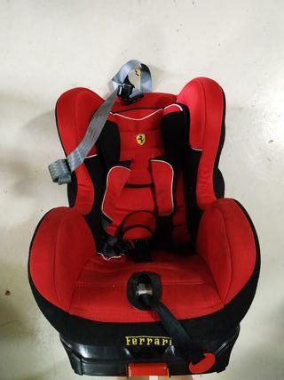 silla de coche Ferrari
