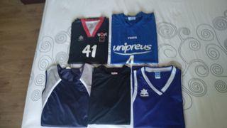 Camisetas baloncesto