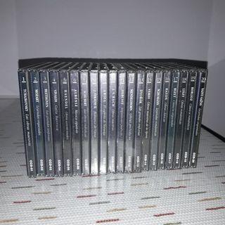 CD S MUSICA CLASICA