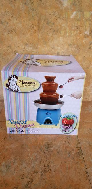FUENTE DE CHOCOLATE MARCA BESTRON