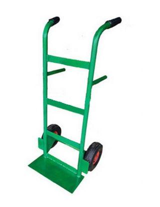 Carretilla de almacén - Carretilla con ruedas