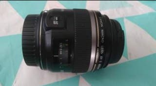 objetivo Canon EF-S 60 mm 2.8 USM Macro