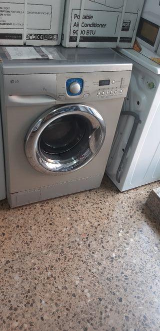lavadora LG + Garantia + transporte