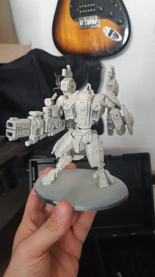 ejercito tau,warhammer 40k
