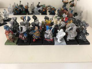 Warhammer martilladores enanos