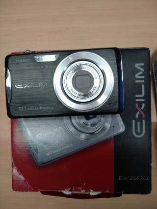 cámara digital Casio EX-Z270