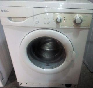 lavadora Balay... transporte