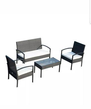 Cojines para exterior de segunda mano en wallapop - Cojines muebles exterior ...