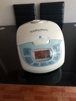 robot cocina sabores Mercedes