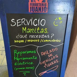 Servicio Manitas (Hogar, negocios y comunidades)