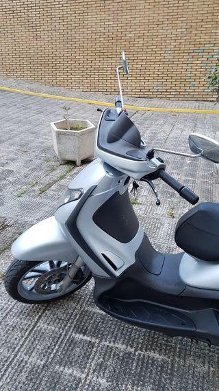 Scooter Piaggio Beverly 125cc