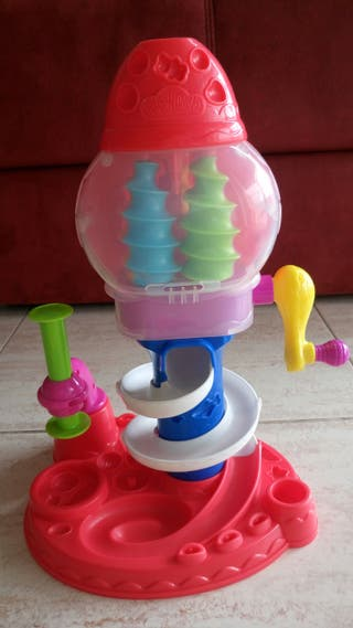 Play Doh fábrica de golosinas