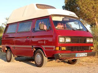 Volkswagen California 1987