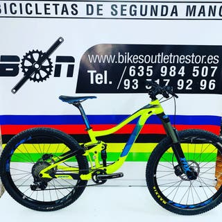 Bicicleta giant trance 2 ltd