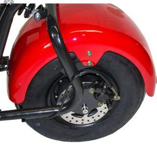 Scooter eléctrico Citycoco 2000w