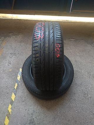 235 55 17 99Y vendo neumáticos seminuevos al 90%