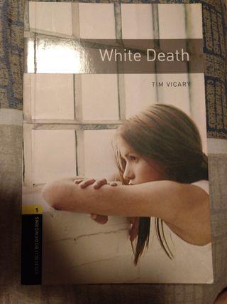 Libro lectura White death.
