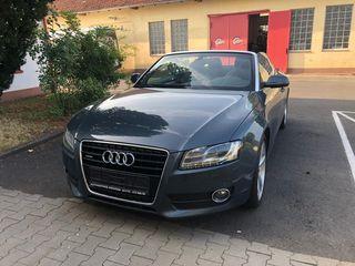 Audi A5 2009 cabrío 3.0TDI SLINE