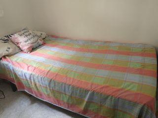 Vendo cama completa, somier y colchon!