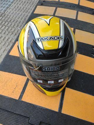 casco moto takachi