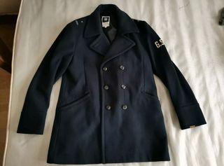 Abrigo lana g-star talla L