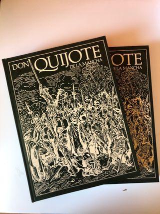 Comics de Don Quijote de la Mancha