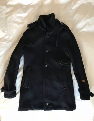 Abrigo g-star lana talla M