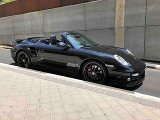 PORSCHE 997 911 TURBO S CABRIO 530 CV