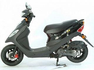 2 motos Sym DD 50