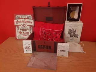 Red dead redemption collector edition ps4