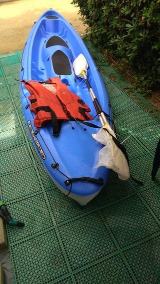 Kayak doble BIC