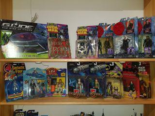 Lote juguetes vintage