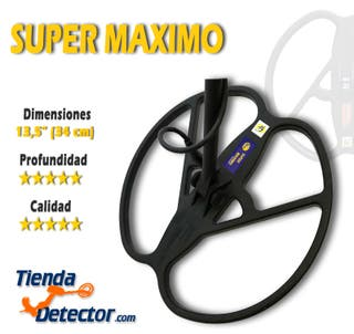 Platos SUPER MAXIMO para detectores de metales