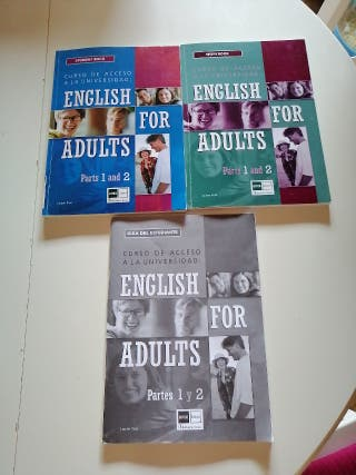 Libro UNED: English for Adults