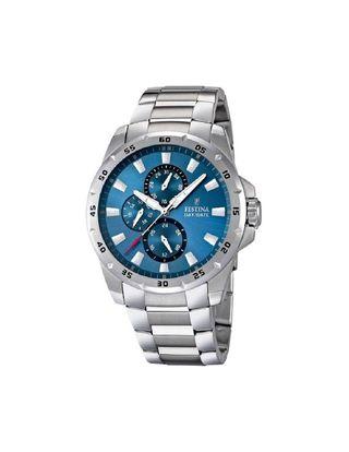 a15043d73 Festina Reloj analógico de Cuarzo para Hombre con