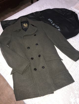 Abrigo Belstaff lana talla M